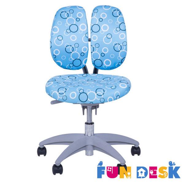 Кресло FunDesk SST9 ортопедическое Blue<br>