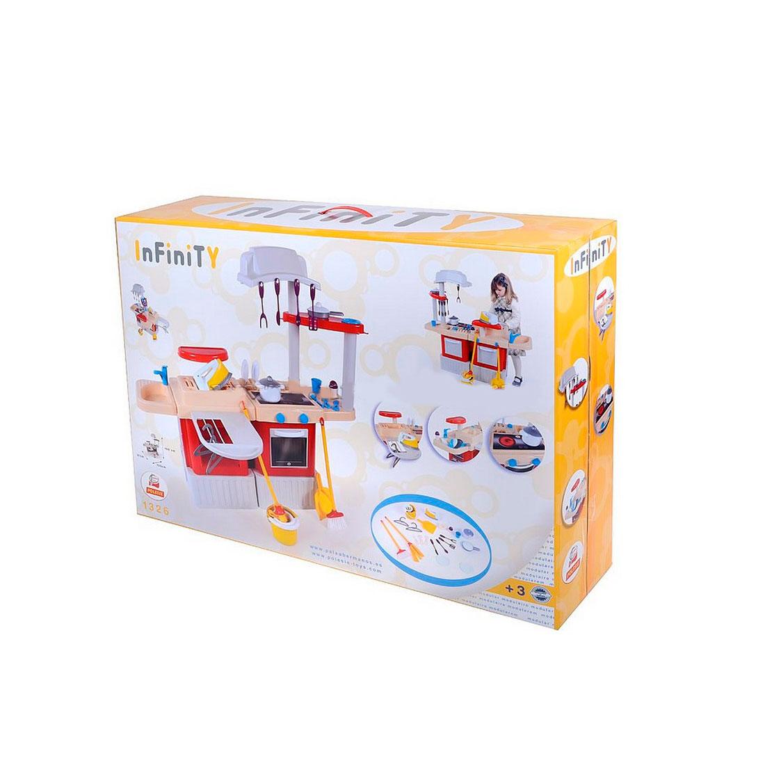 Кухня Palau Infinity Basic №4 в коробке 42309<br>