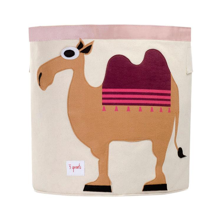Корзина для хранения 3 Sprouts Верблюд (Sand Camel) Арт. 67371<br>