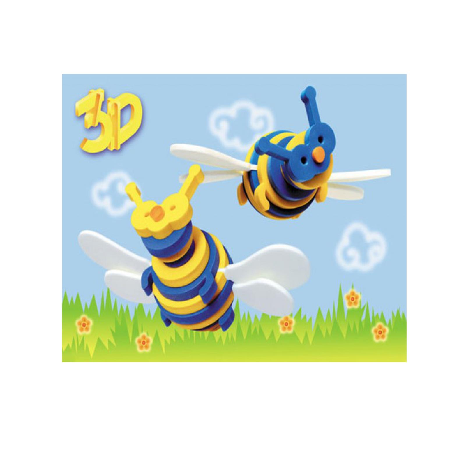 Конструктор Флексика Пчелка<br>