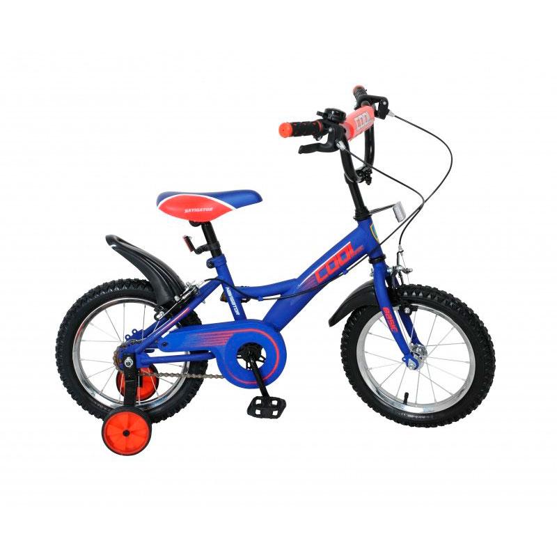Велосипед Navigator 14 Basic Cool Синий с красным<br>