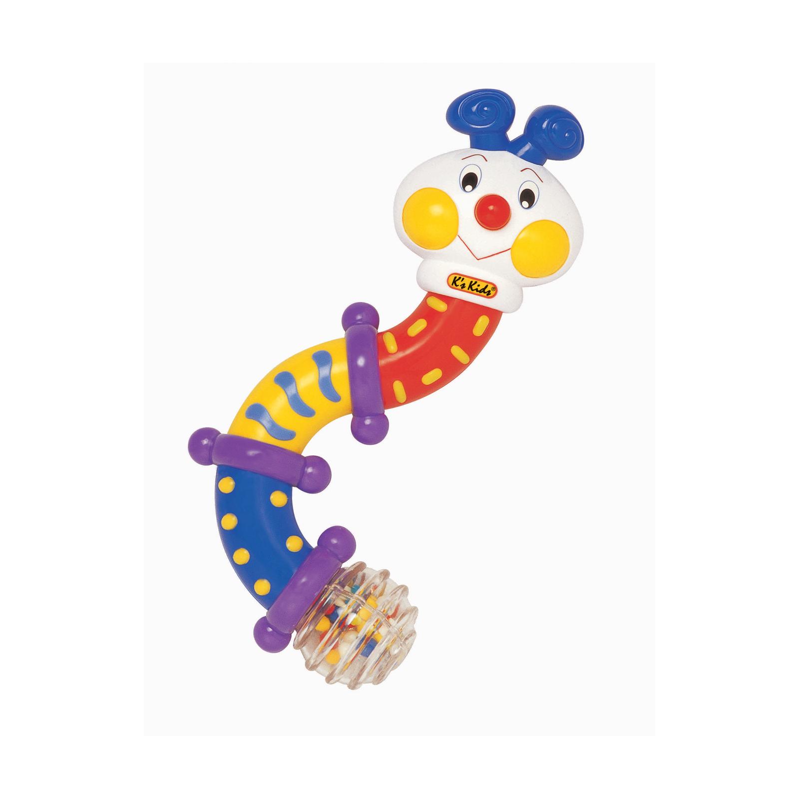 Развивающая игрушка K's Kids Гусеница