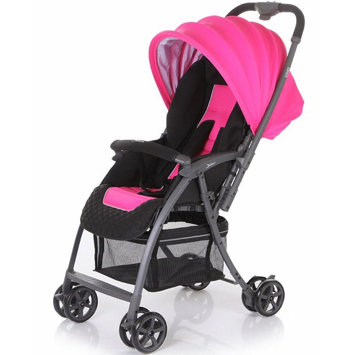 Коляска прогулочная Jetem Uno Розовый<br>