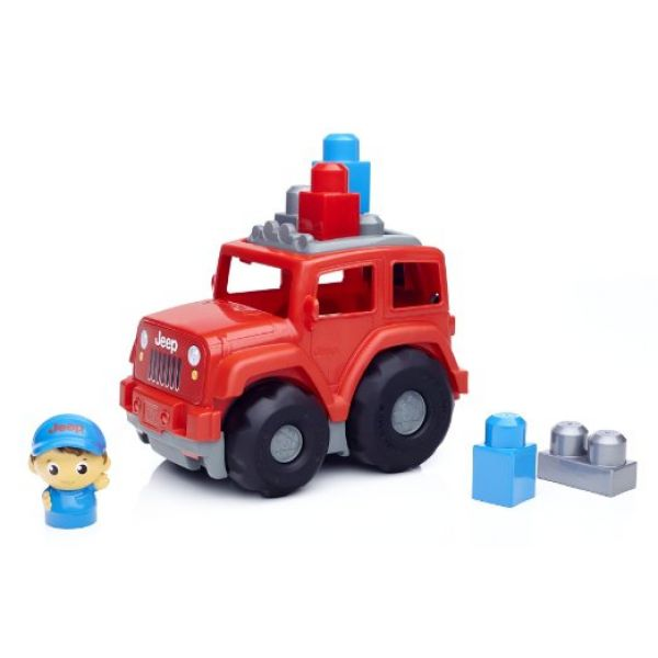 MEGA BLOKS First Builders ����������� Jeep