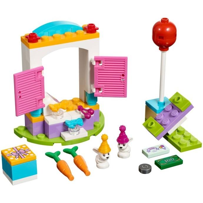 Конструктор LEGO Friends 41113 День рождения: магазин подарков<br>