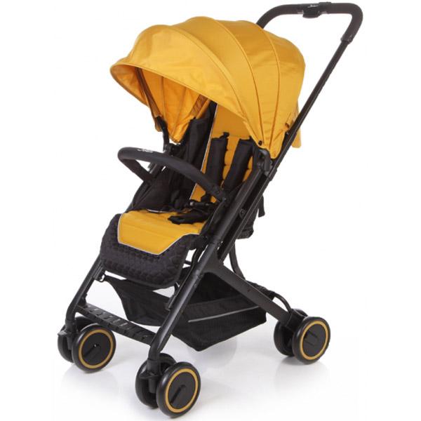 Коляска прогулочная Jetem Micro Dark yellow<br>