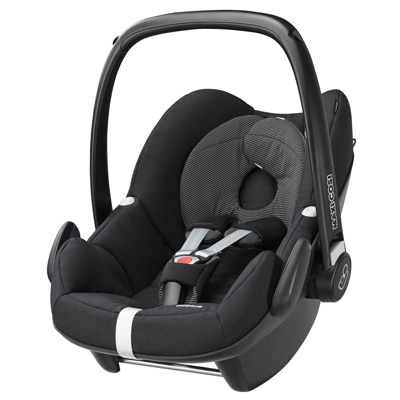 Автокресло Maxi-Cosi Pebble Black Raven<br>