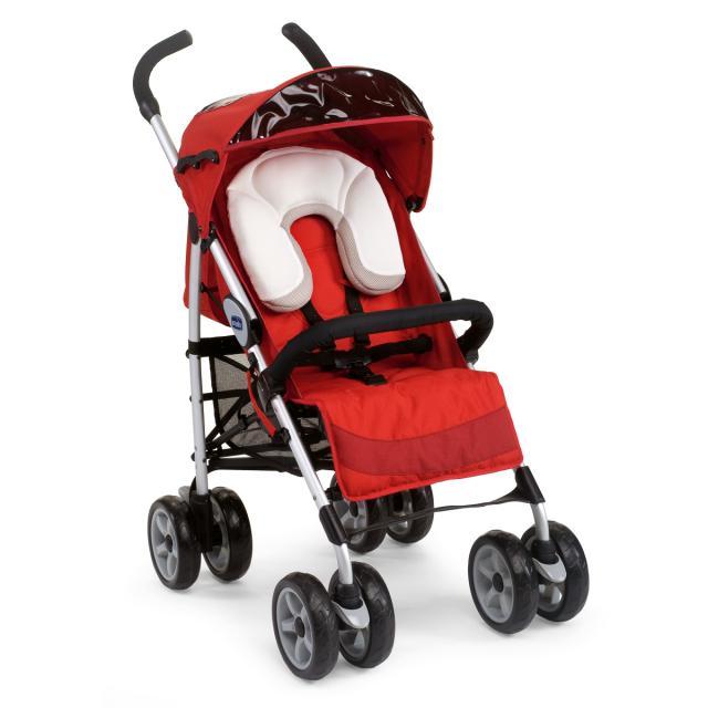 ������� Chicco Multiway Complete Stroller garnet