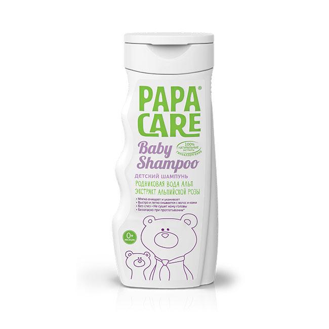 Шампунь Papa Care детский 250 мл