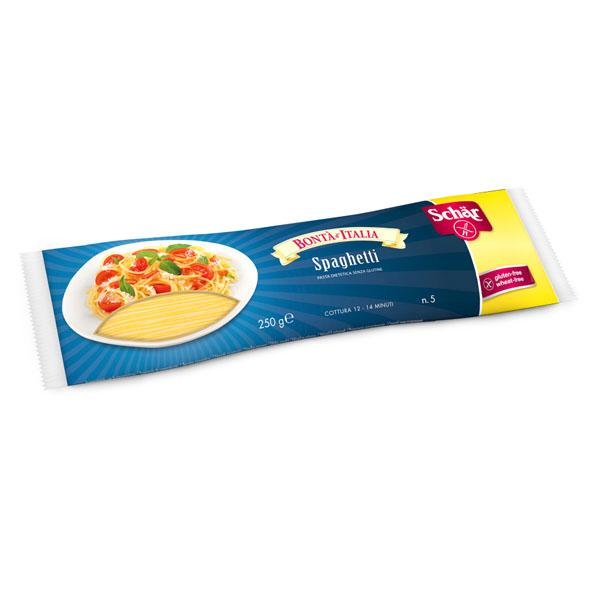Макаронные изделия Dr. Schar Спагетти Spaghetti 250 гр<br>