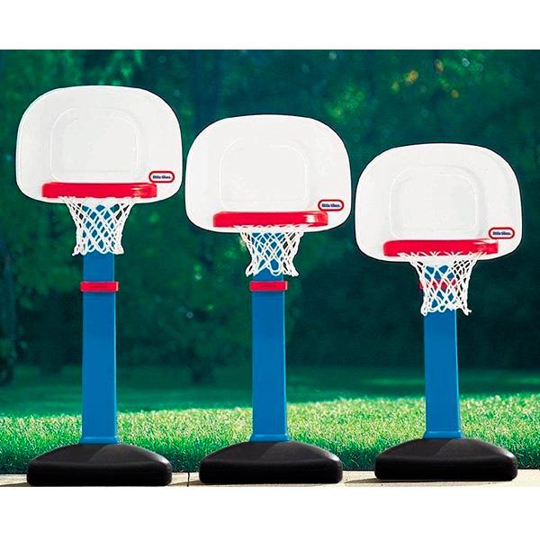 Баскетбольный щит Little Tikes раздвижной