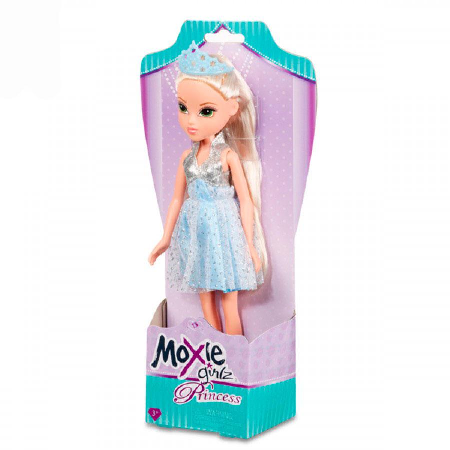 Кукла Moxie Принцесса в голубом платье<br>