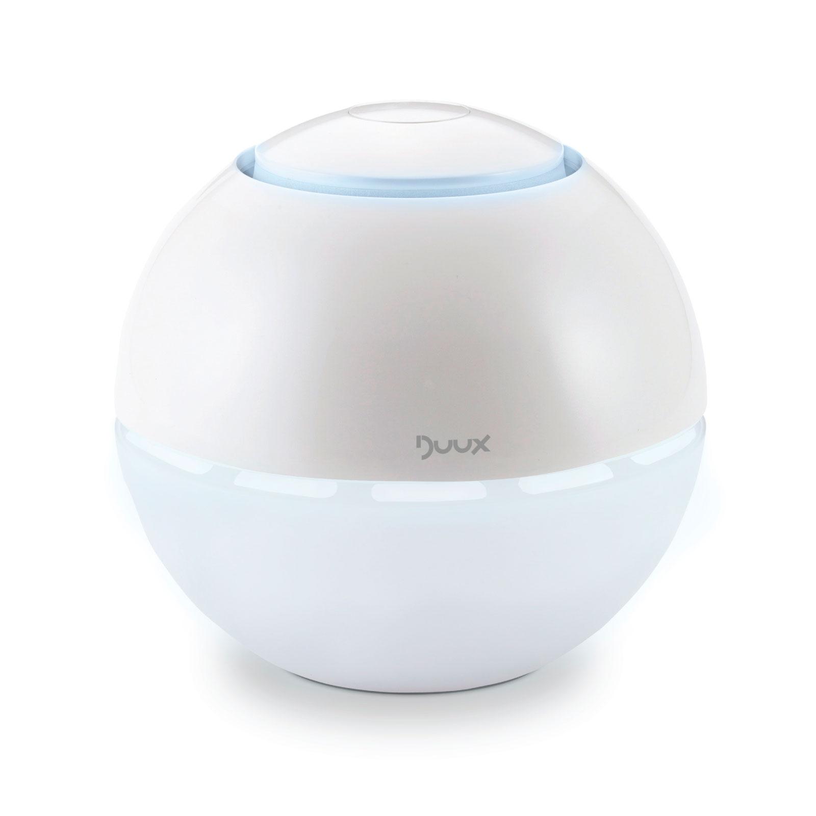 Увлажнитель Duux с ионизатором воздуха и ночником DUAH04 (ультразвуковой)