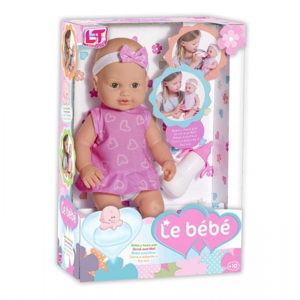 Кукла LOKO TOYS Le bebe Пью и писаю 43 см<br>
