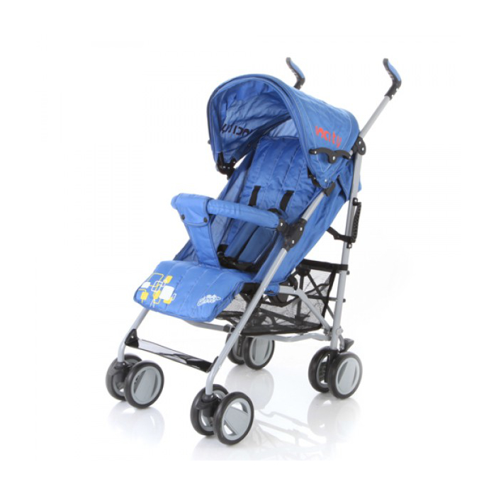 Коляска Baby Care In City blue<br>