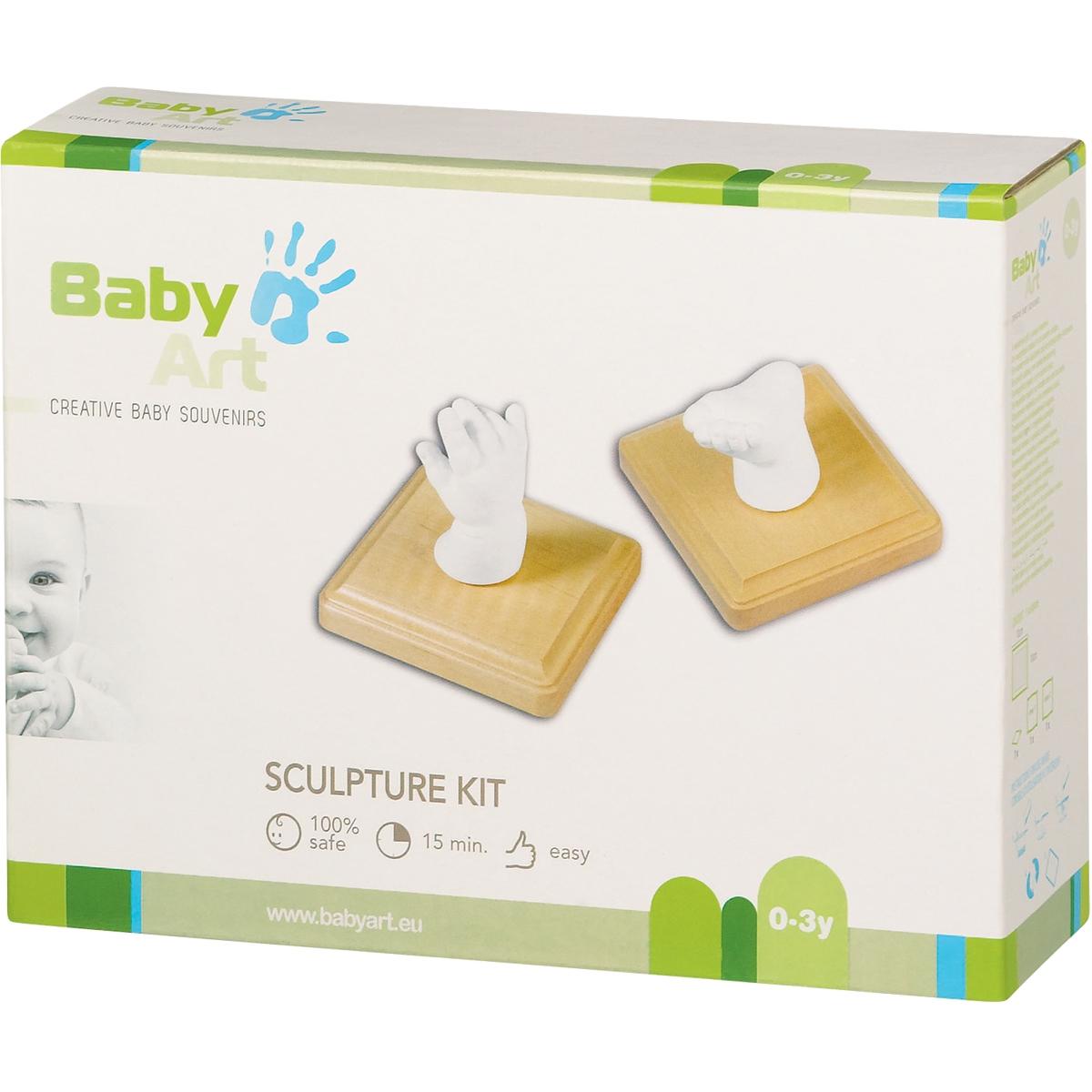 Подставка Baby Art Бэби Арт Со слепком<br>