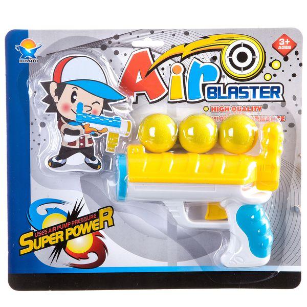 Оружие Play Smart Бластер с 3-мя мягкими шариками CRD X8<br>