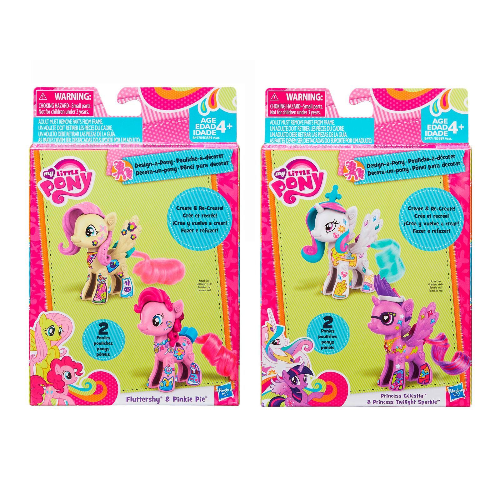 Игровой набор My Little Pony Создай свою пони<br>