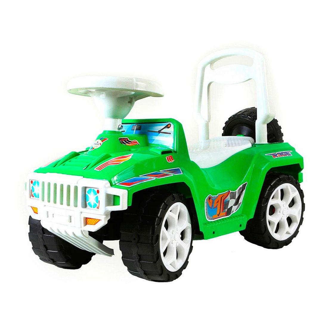 Каталка RT Race Mini ОР419 Formula 1 Зеленая