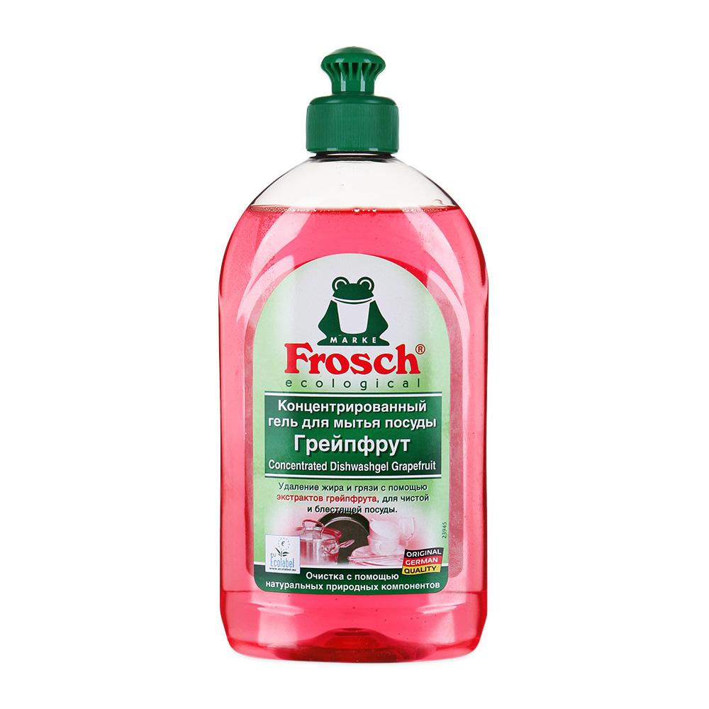 Гель для мытья посуды Frosch грейпфрут 500 мл<br>