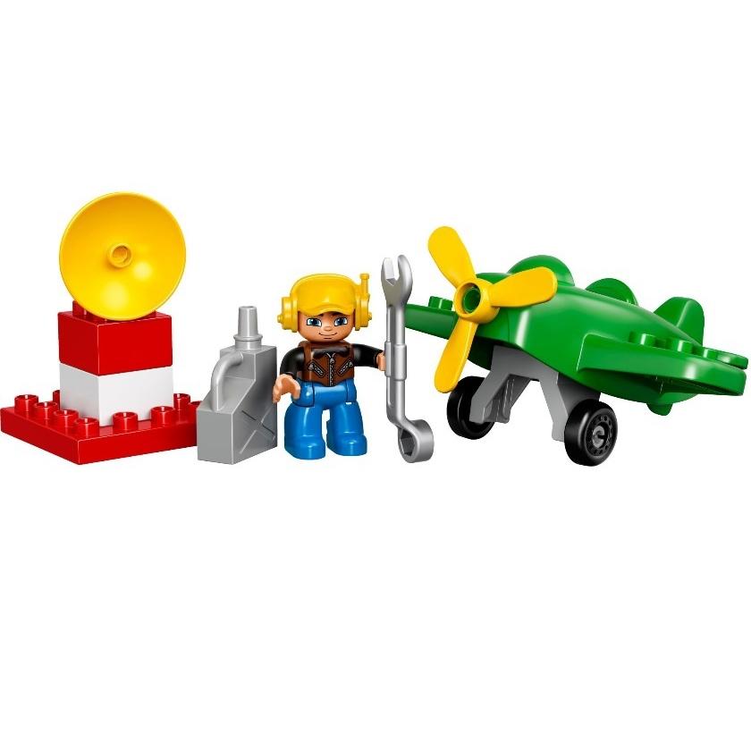 Конструктор LEGO Duplo 10808 Маленький самолёт<br>