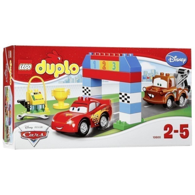 Конструктор LEGO Duplo 10600 Гонки на Тачках<br>