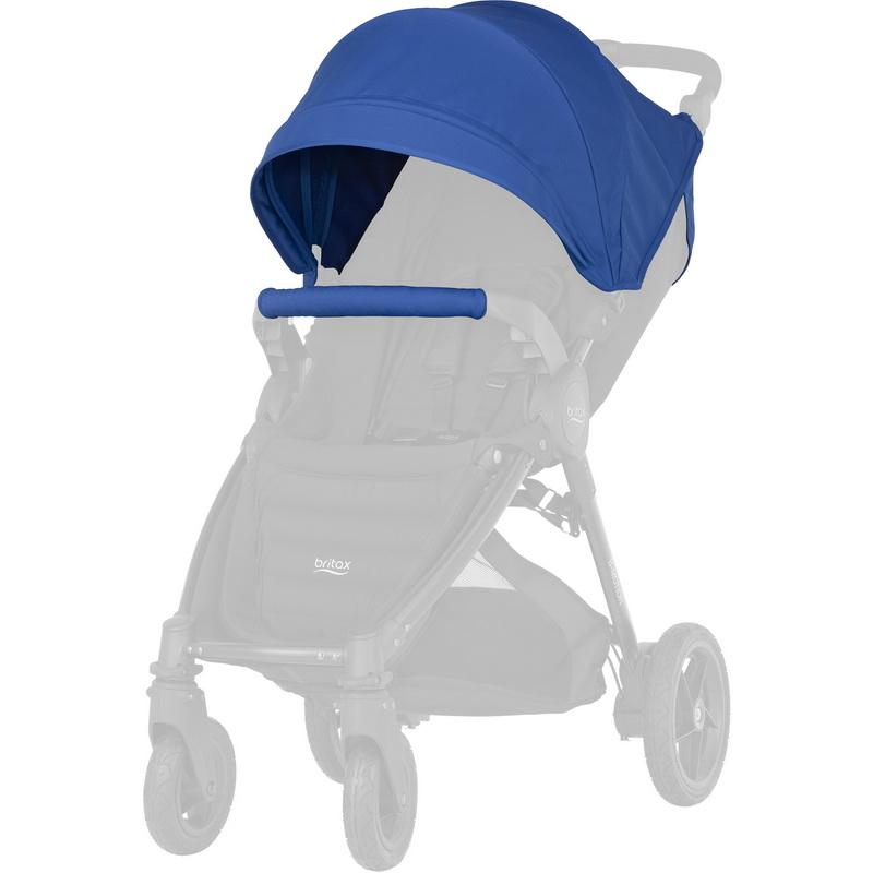 Капор для  коляски Britax Roemer B-Agile/B-Motion 4 Plus Ocean Blue<br>