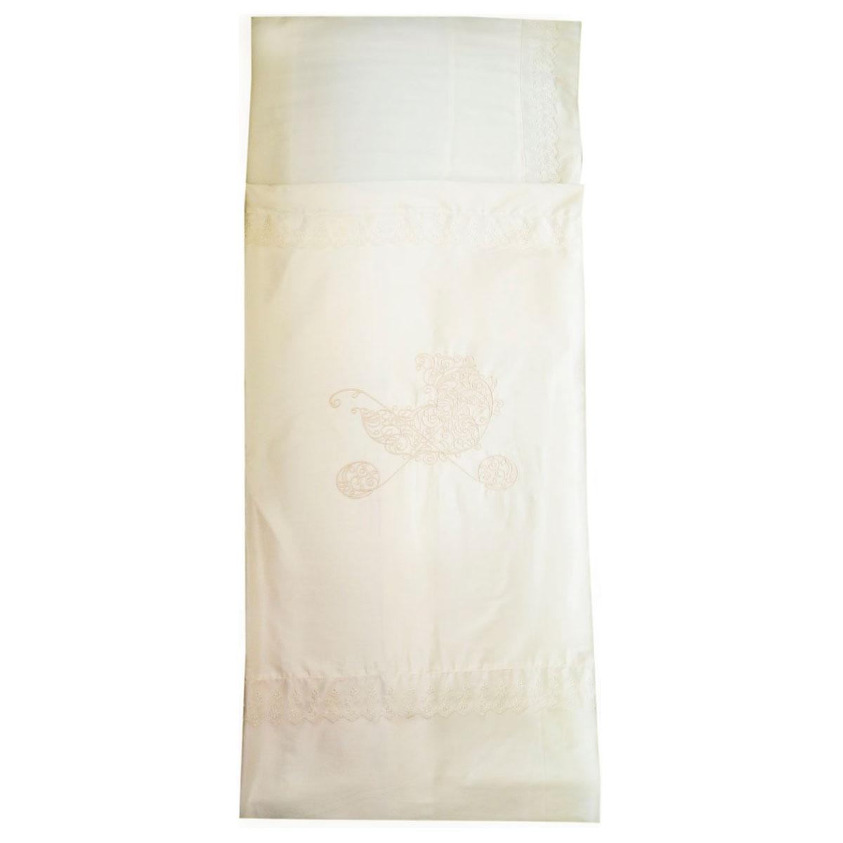 Комплект Постельного белья Папитто 147х112 Коляска