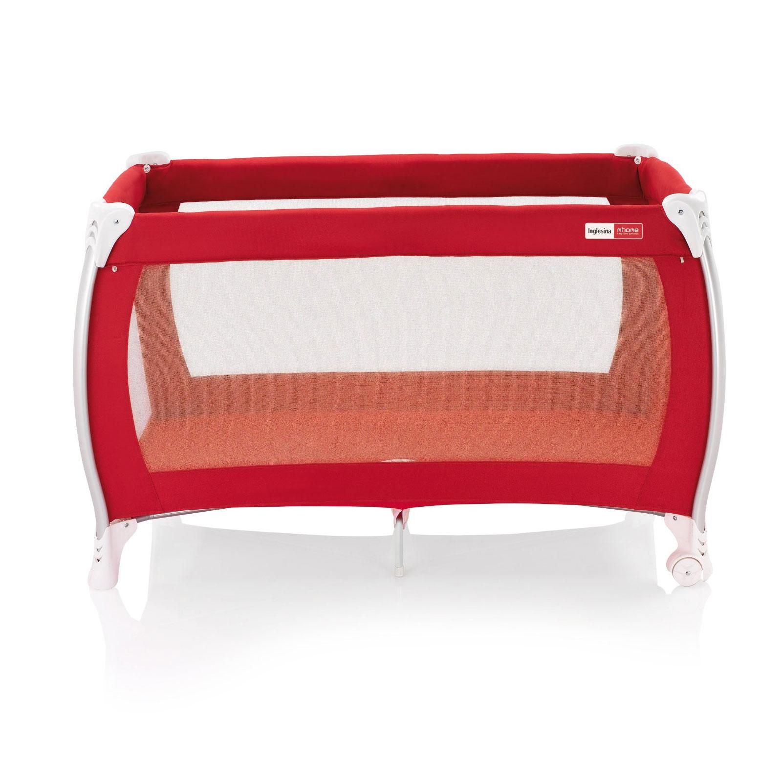 Манеж-кровать Inglesina Lodge Red<br>