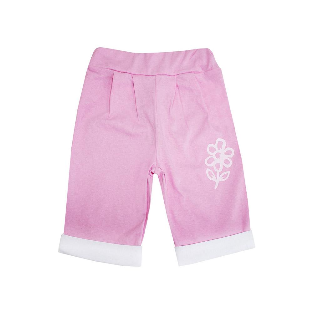 Бриджи Котмаркот Озорная семейка-Белка и Стрелка рост 104 розовый<br>