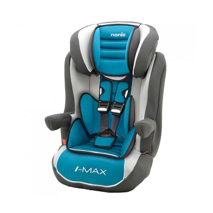 Автокресло Nania I-Max Luxe Isofix 9-36кг Agora Petrole<br>