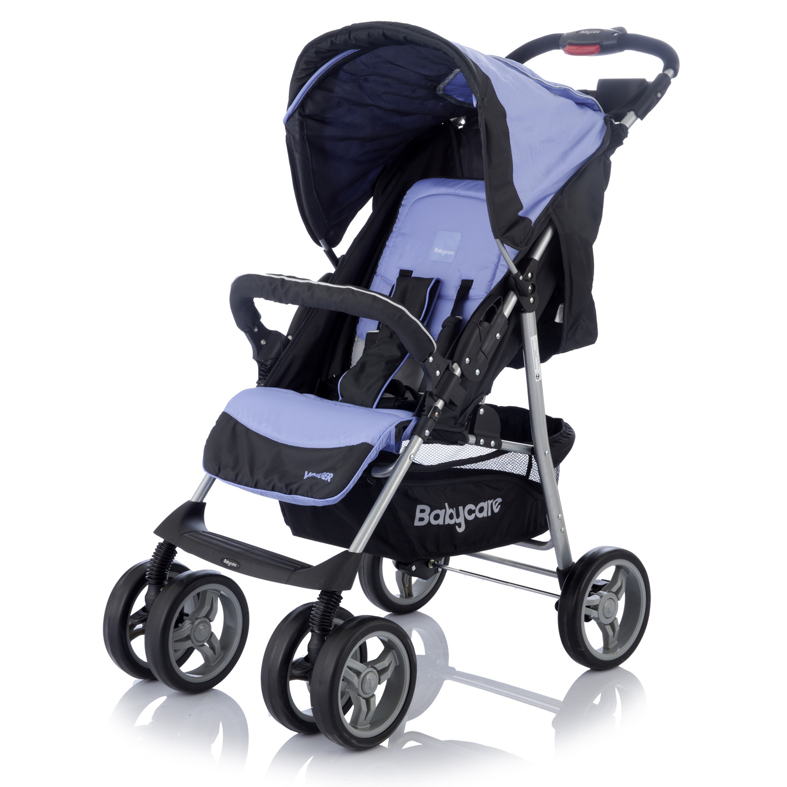 Коляскa Baby Care Voyager violet<br>