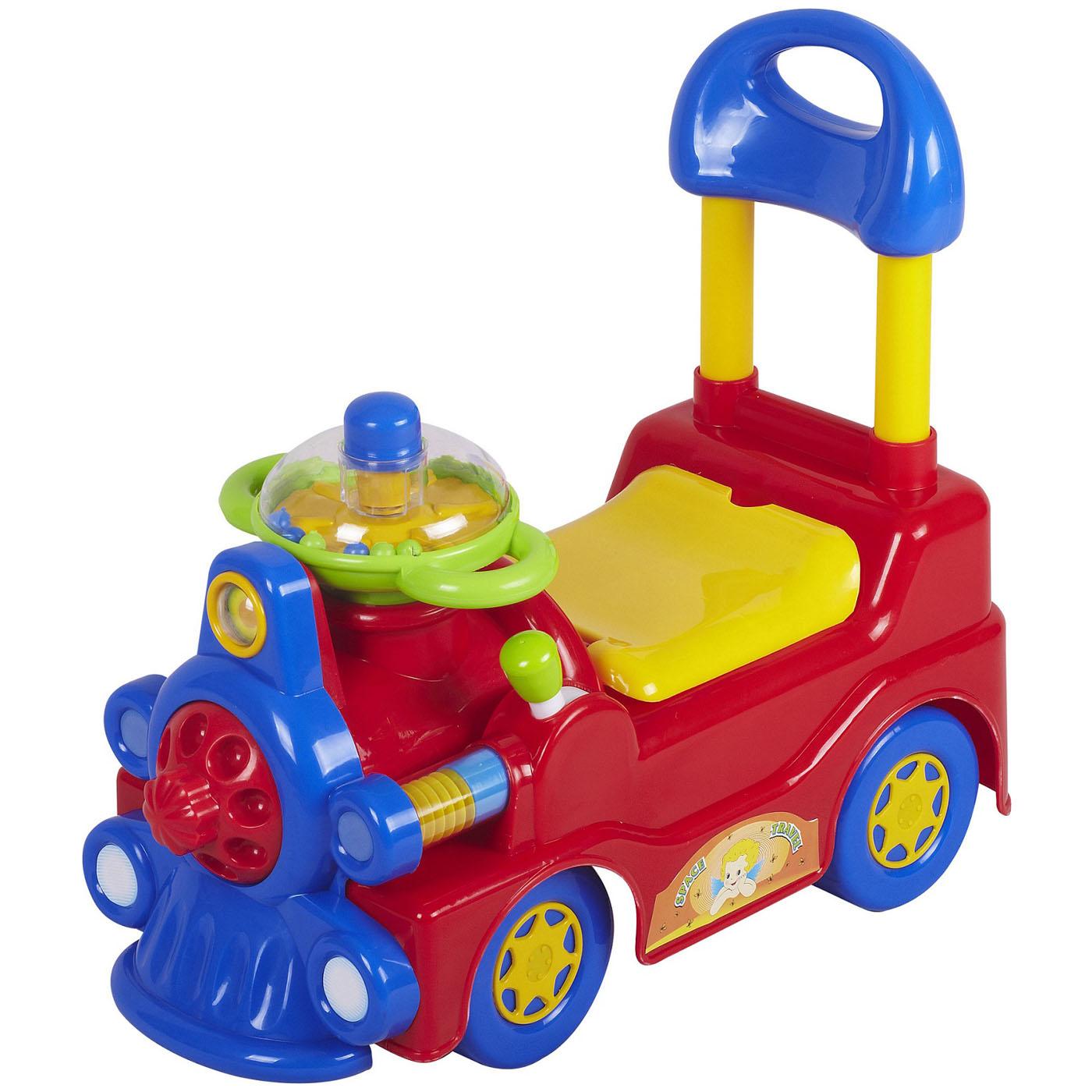 Каталка Baby Care Train Красный<br>