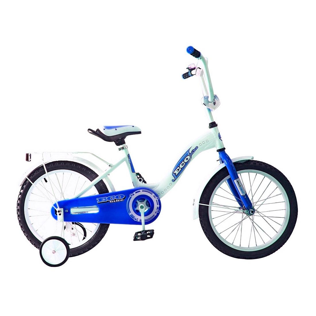 Велосипед двухколесный RT Aluminium BA Ecobike 18 KG1821 Голубой<br>
