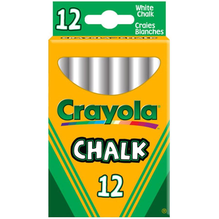 Мел Crayola Неосыпающийся