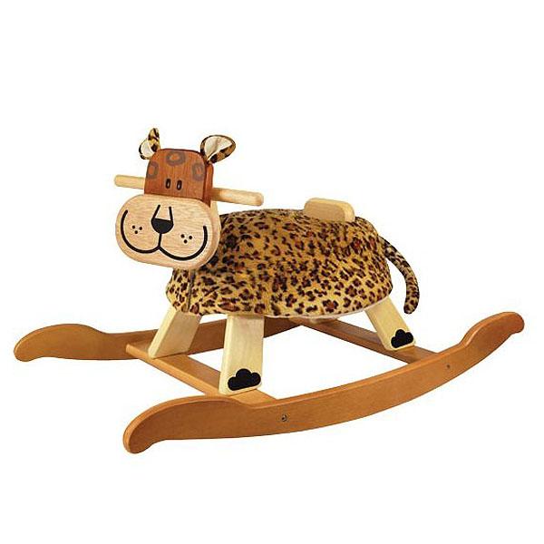 Качалка I`m Toy Леопард<br>