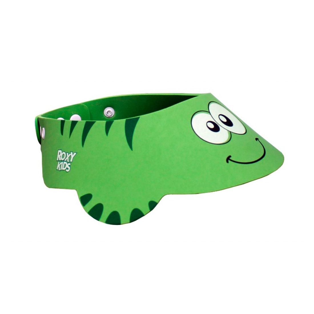 Козырек для мытья головы Roxy-kids Зеленый<br>
