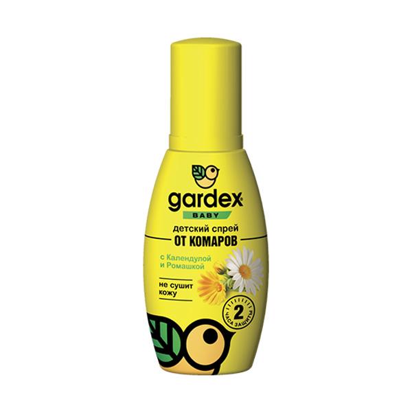 Спрей от комаров Gardex Baby с 2 лет 100 мл