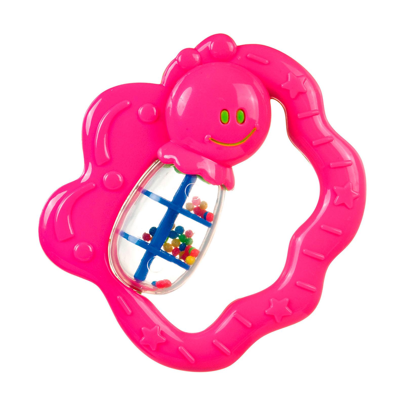 Погремушка Canpol Babies Бабочка Розовый<br>