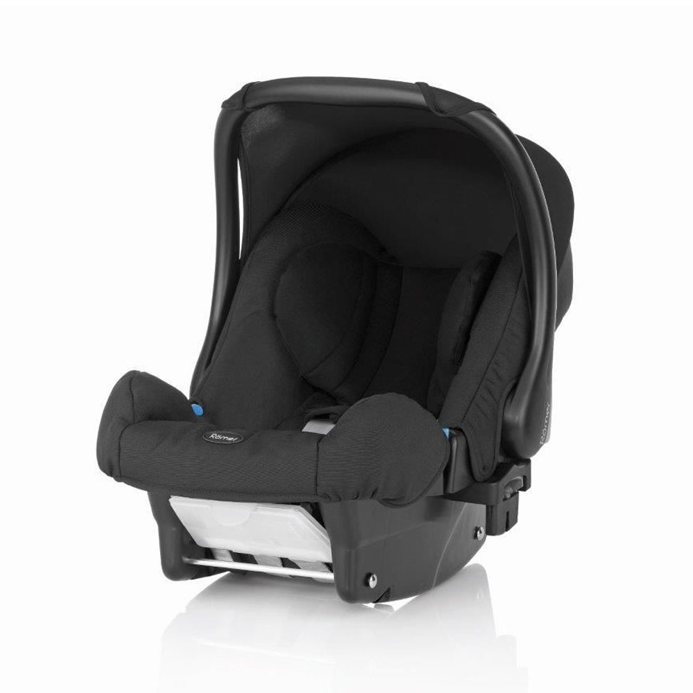 Автокресло Romer Baby-Safe plus Black Thunder<br>