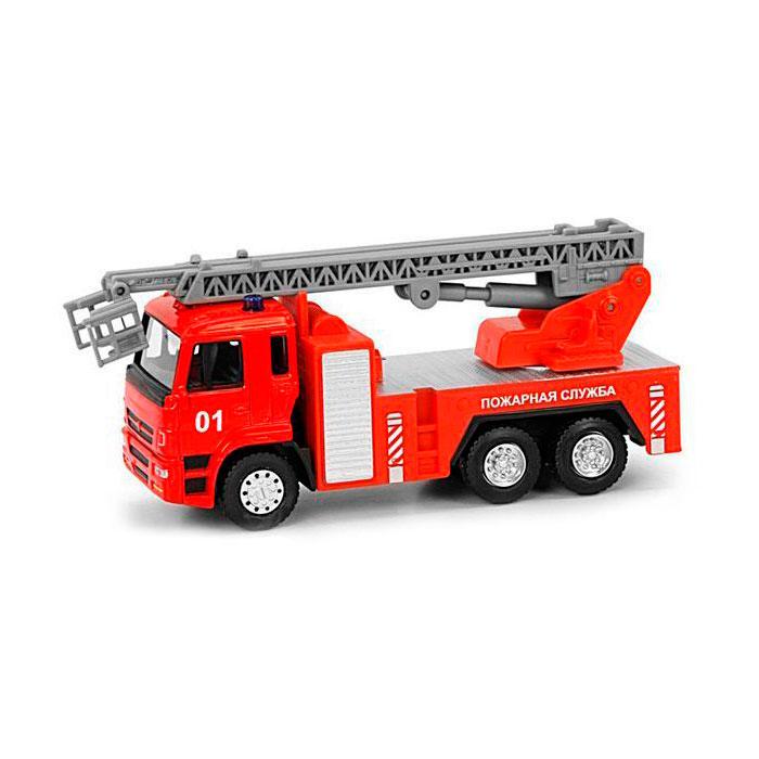 Инерционная машинка Play Smart Пожарная служба<br>