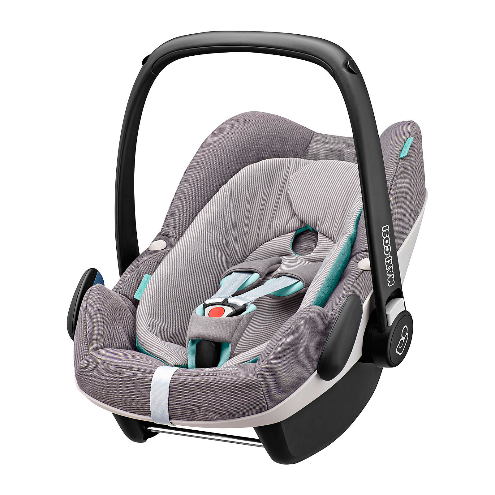 Автокресло Maxi-Cosi Pebble + Concrete Grey<br>