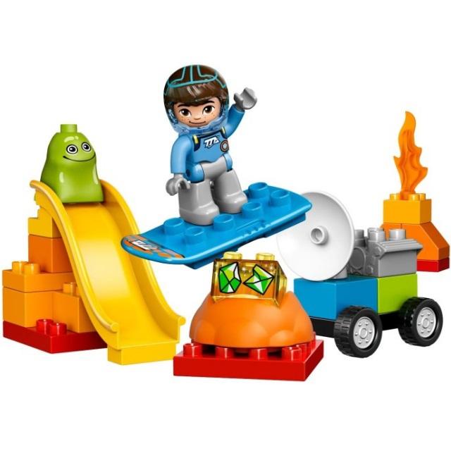 Конструктор LEGO Duplo 10824 Космические приключения Майлза<br>