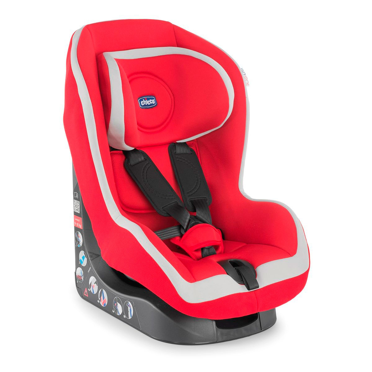 Автокресло Chicco Go-one Red<br>