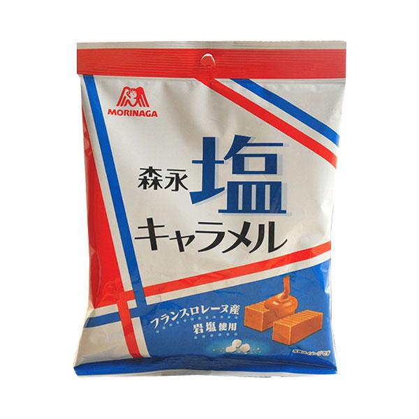Ириски Morinaga Salt Caramel молочные (с 3 лет) 92 гр<br>