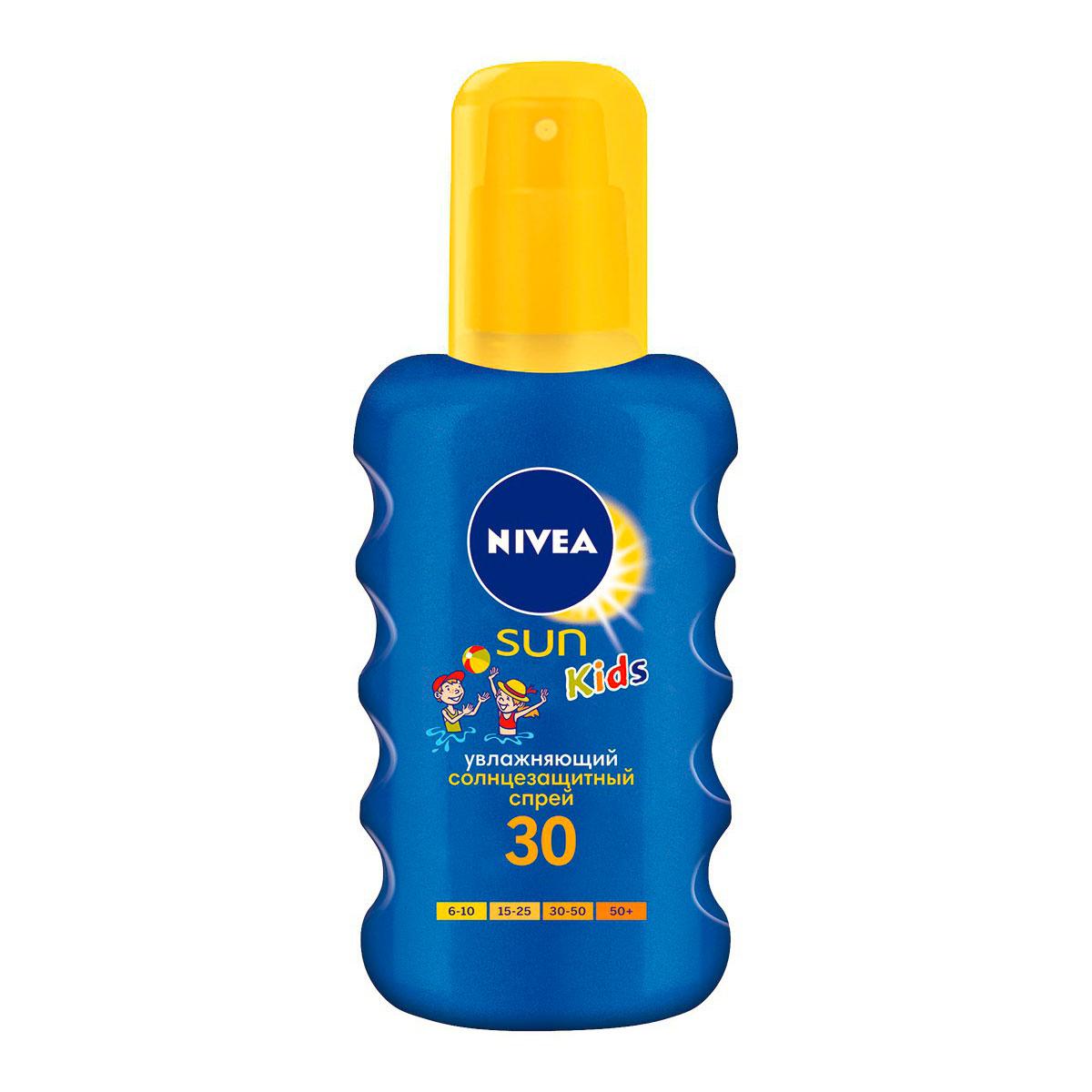 ����� �������������� Nivea Sun ������� SPF 30    200��