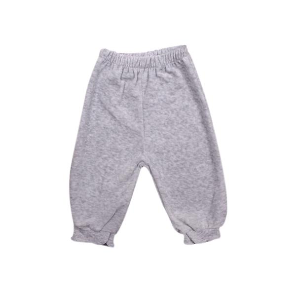 Комплект одежды Estella для девочки, брюки, толстовка, кофта, цвет - Серый Размер 80