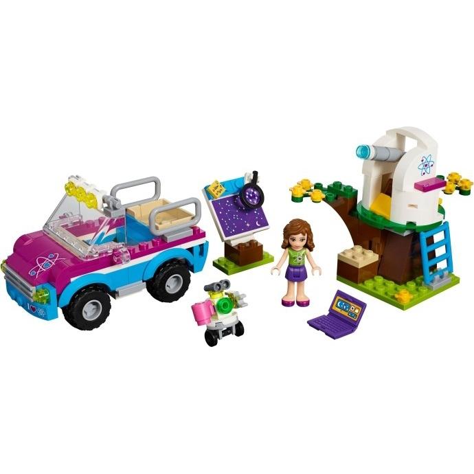 Конструктор LEGO Friends 41116 Звездное небо Оливии<br>