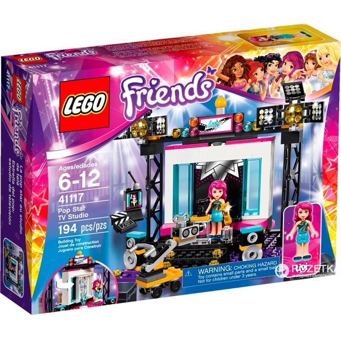 ����������� LEGO Friends 41117 ���-������: ����������