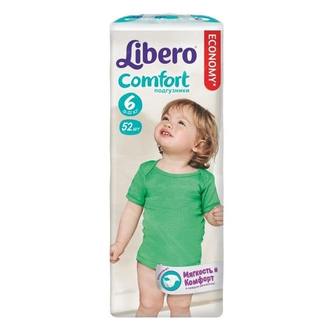 ���������� Libero Comfort Extra large 12-22 �� (52 ��) ������ 6